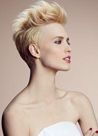 barvanje balajaža na kratkih lasih 4