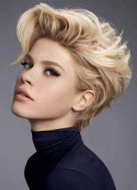 barvanje balajaža na kratkih lasih 5