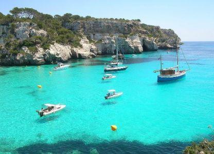 Wyspy Balearów Hiszpania 1