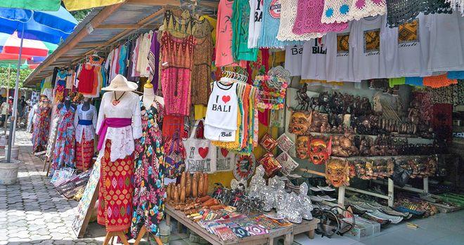 Рынок на Бали