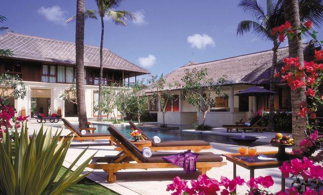 Отель Four Seasons, Бали