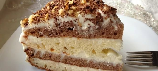 Kremna smetana za torto