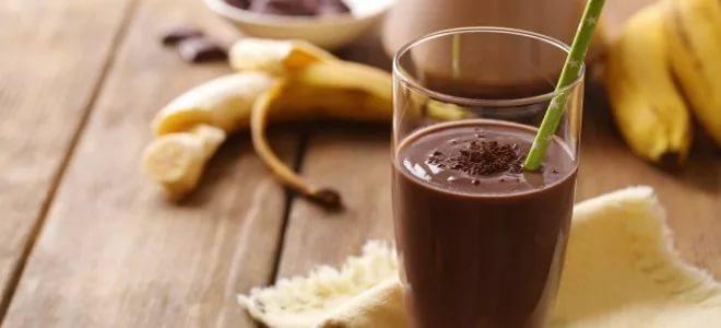 Банана чоколадна крема