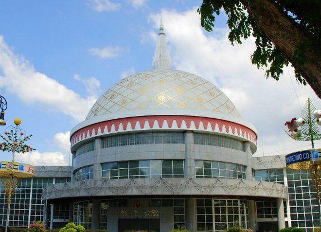 Музей королевских регалий
