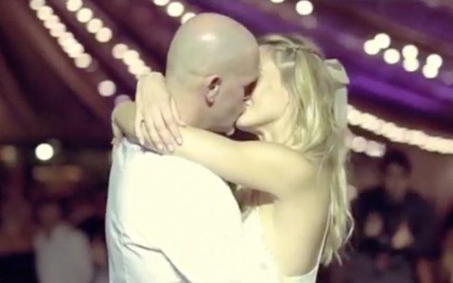 Бар и Ади отмечают вторую годовщину свадьбы