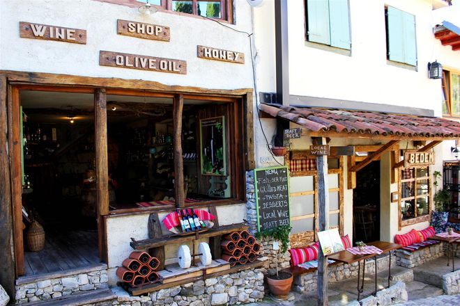 Магазины в Старом Баре