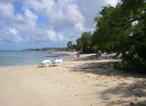 Пляж Хейвудс, южная часть пляжа