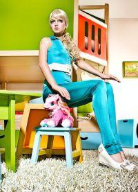 Barbie focení 3