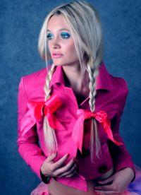 Barbie focení 8
