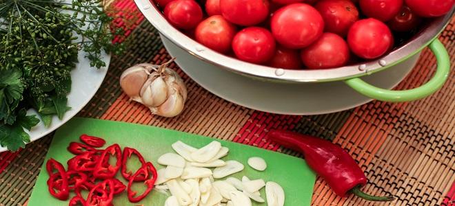 Energijski bučki paradižnik - recept