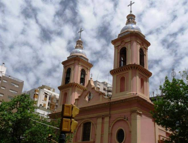 Башни базилики