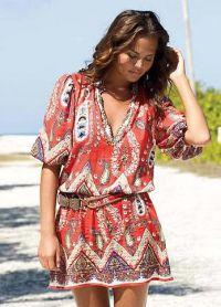 Suknie plażowe 2013 10