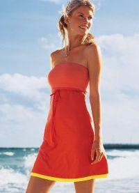 Suknie plażowe 2013 5
