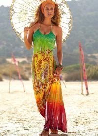 Suknie plażowe 2013 7