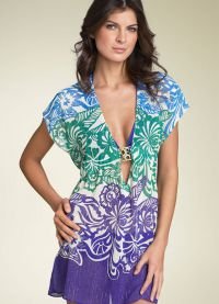 sukienki plażowe 2014 15
