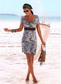 sukienki plażowe 2014 4
