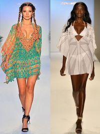 Moda na plażę 2015 1