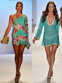 Moda na plażę 2015 3