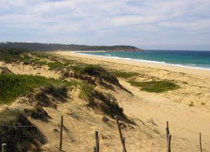 Burnda Beach