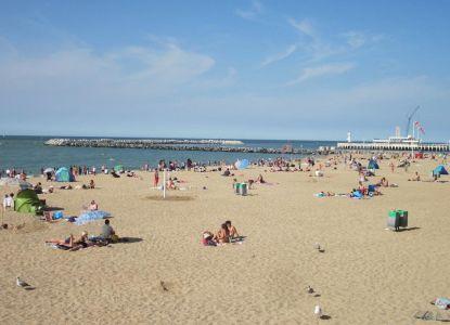 Пляжи Остенде