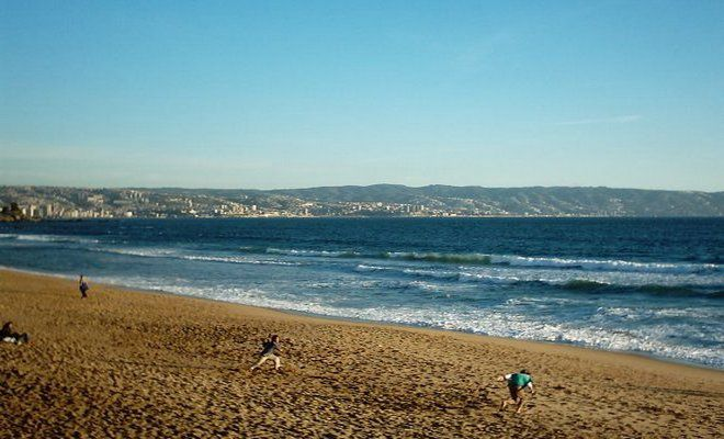 Пляж Реньяка