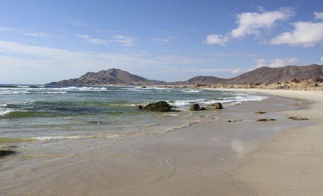 Пляж Лос Пикерос