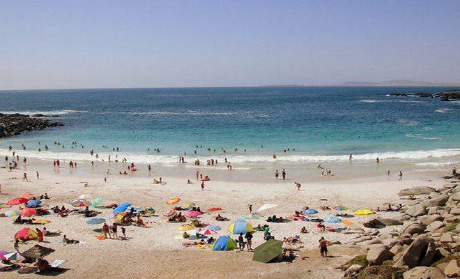 Пляж Ла Верген