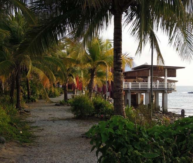 Пляж Тенгах на Лангкави