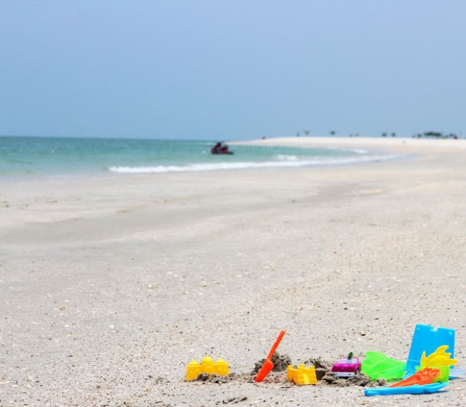 Пляж Куах на Лангкави