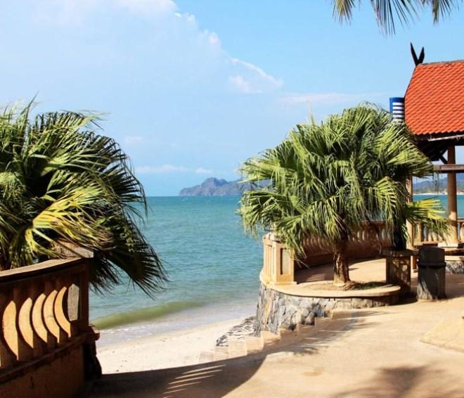 Пляж Jalan Teluk Yu