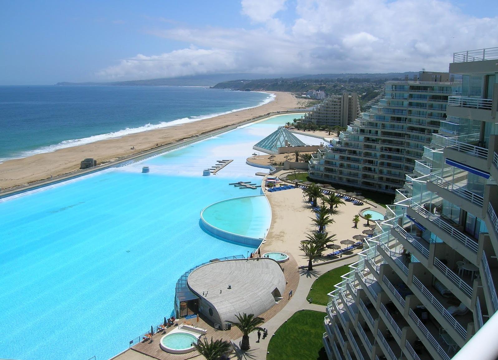 Пляж Касабланки