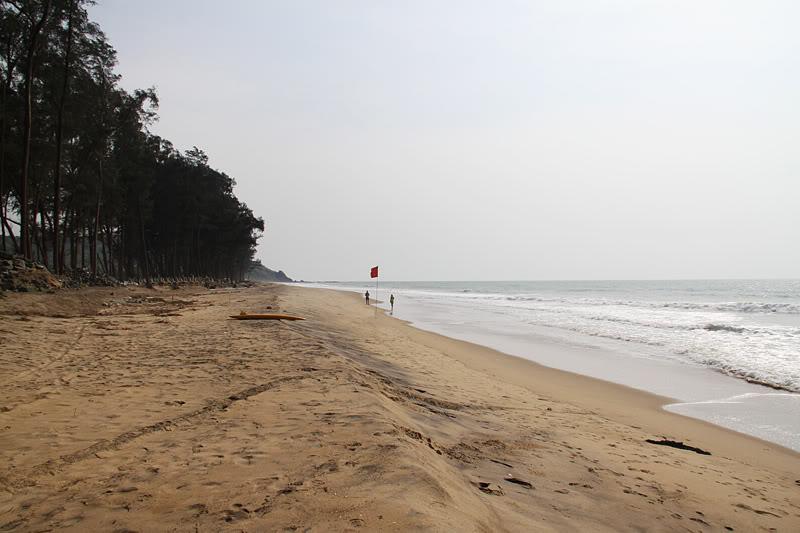 Plaže Sjevernog Goa1