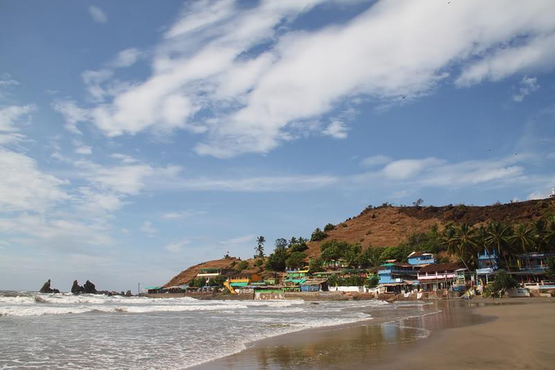 Plaže Sjevernog Goa2