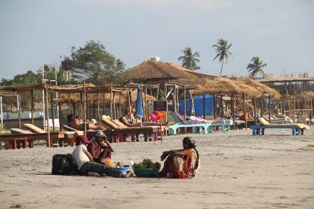Plaže sjevernog Goa3