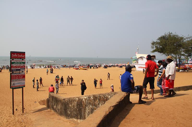 Plaže sjevernog Goa6