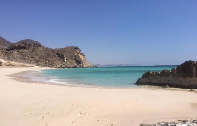 Al Fizayah Beach