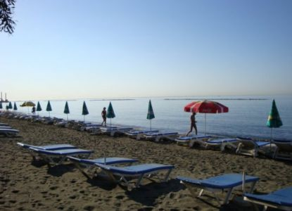 Пляж Лэдис Майл