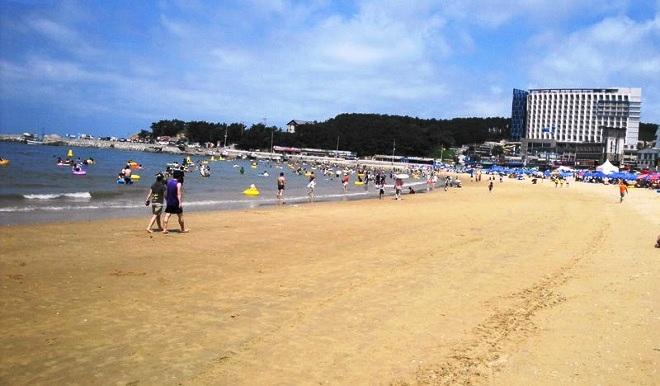 Пляжи Сеула