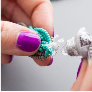 Naszyjnik z koralików własnych rąk25
