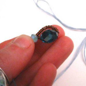 Naszyjnik z koralików do samodzielnego wykonania43