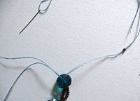 Naszyjnik z koralików własnych rąk58