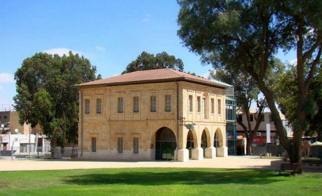 Негевский музей искусства