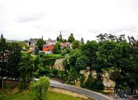Вид на окрестности Бофора с Главной Башни