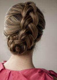плетеница за дугу косу 2