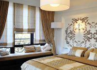 lijepe zavjese u spavaćoj sobi 2