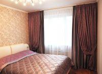Prekrasne spavaće sobe zavjese 6