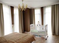 lijepe zavjese u spavaćoj sobi 7