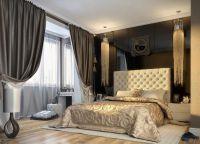 lijepe zavjese u spavaćoj sobi 8