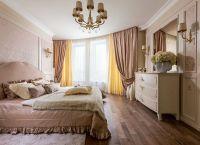 lijepe zavjese u spavaćoj sobi 9