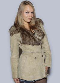 krásné kabáty z ovčí kůže 3